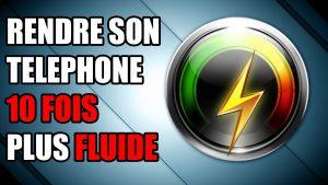 booster android plus fluide économiser batterie root