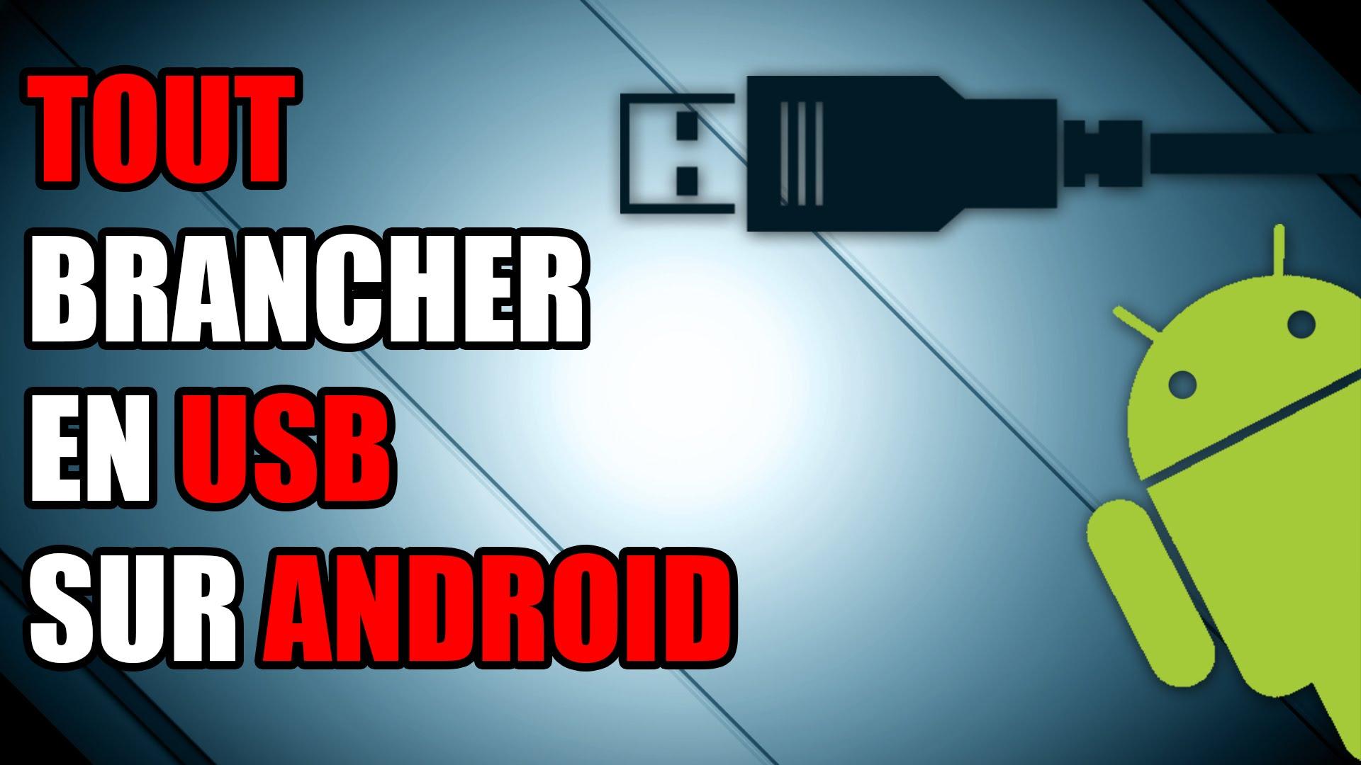utiliser tous les p riph riques usb sur android sans root usb otg. Black Bedroom Furniture Sets. Home Design Ideas