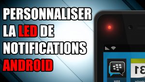led de notifications couleurs personnaliser led light manager