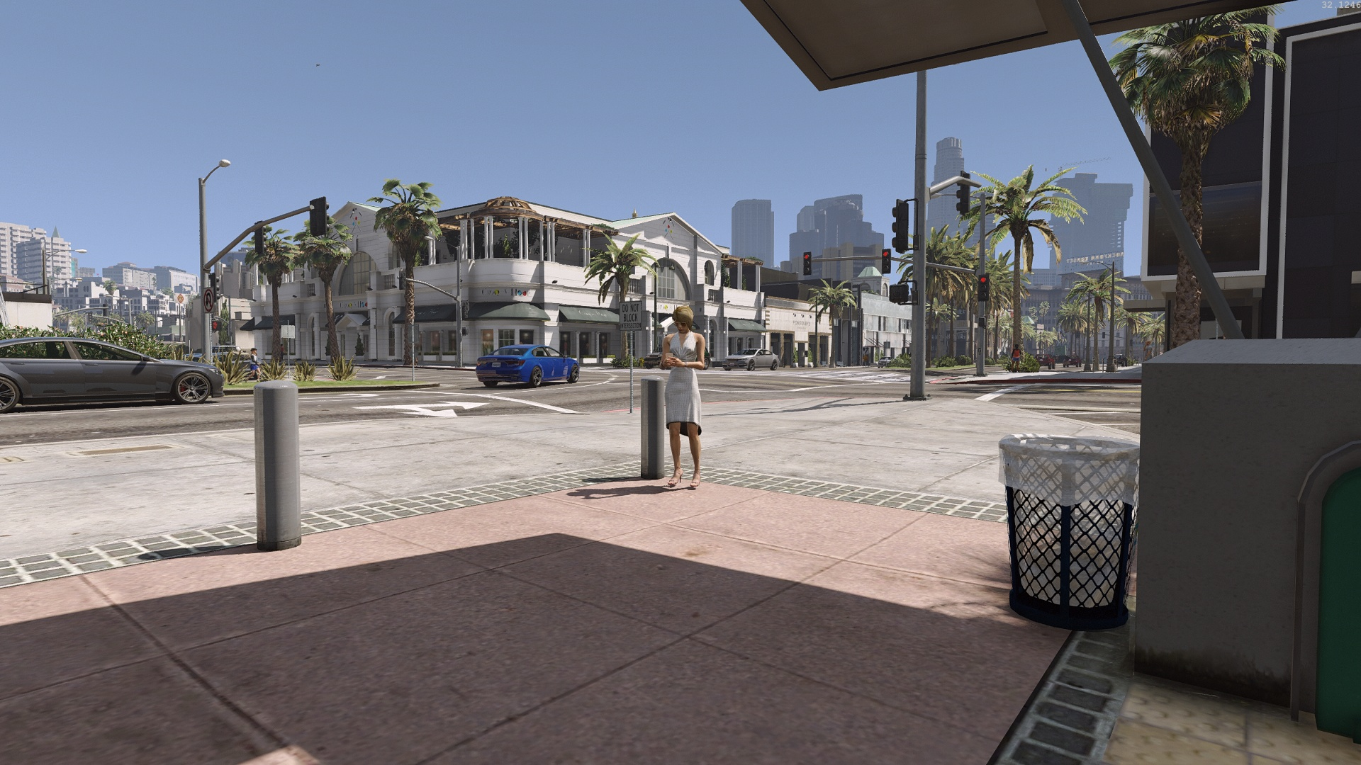 PhotoVision ✯ GTA V | Photorealistic graphic mod - Download