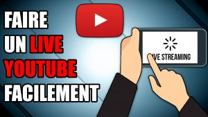 live youtube obs direct dons chaîne