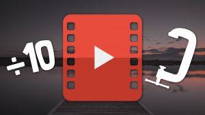 compresser vidéo sans perdre audio qualité